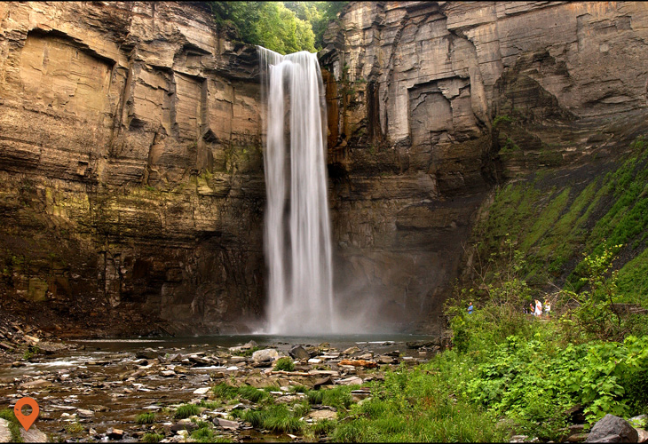 Taughannock Falls | Ithaca