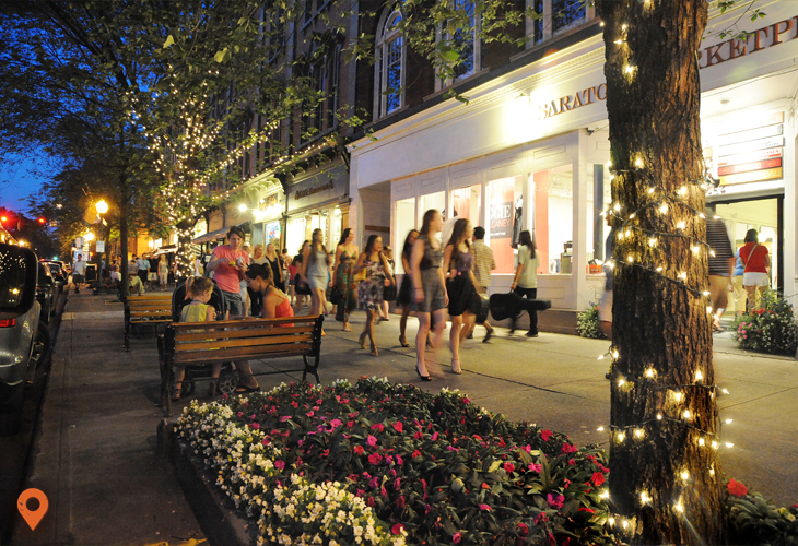 Downtown Saratoga | Saratoga Springs