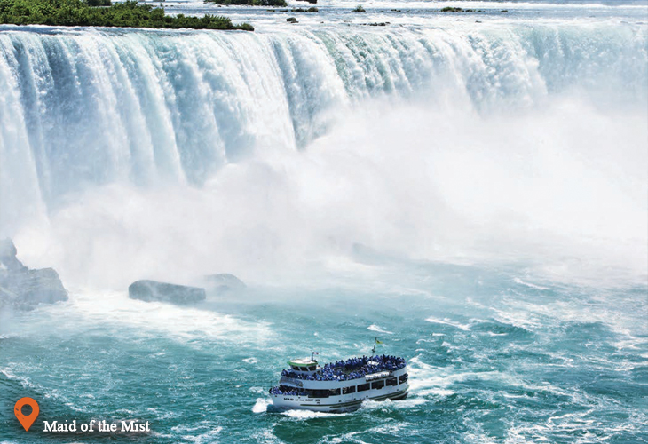 Maid of the Mist | Niagara Falls USA