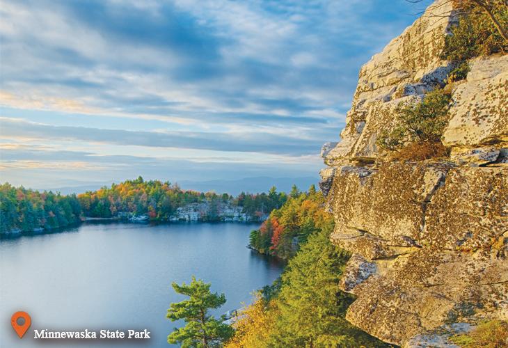 Minnewaska State Park | Ulster County