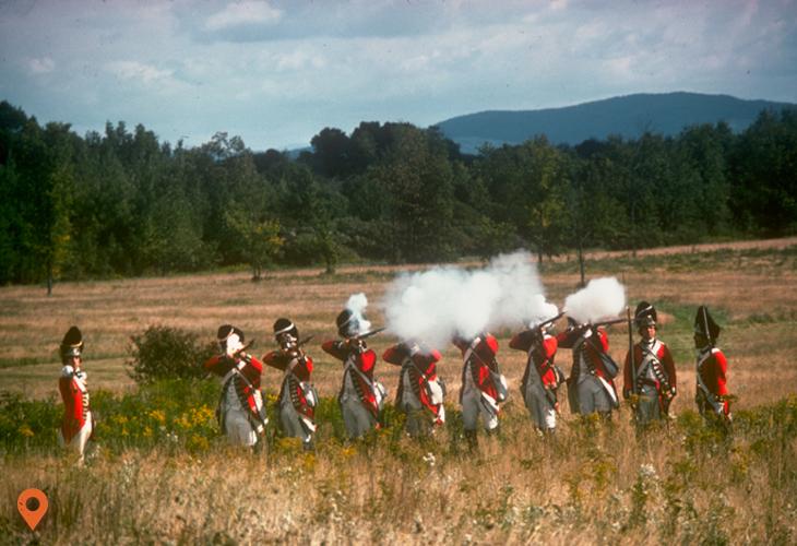 Saratoga Battlefield | Saratoga Springs
