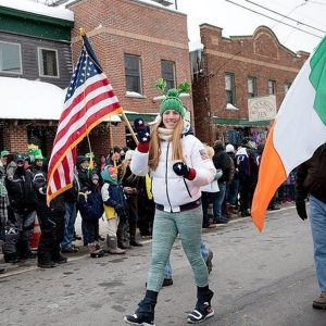 Old Forge St. patrick's Day Parade
